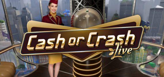 Cash or Crash Live