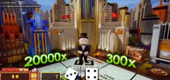 Evolution: Monopoly Live